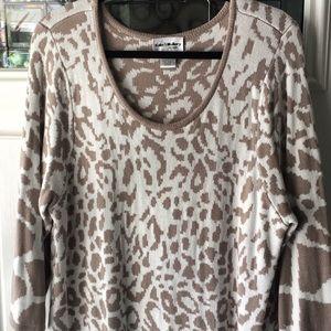 Kate & Mallory tunic style sweater